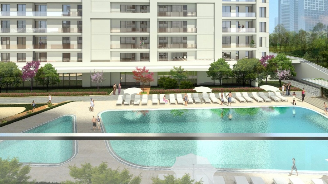 Residence de Luxe a Vendre a Istanbul (6)